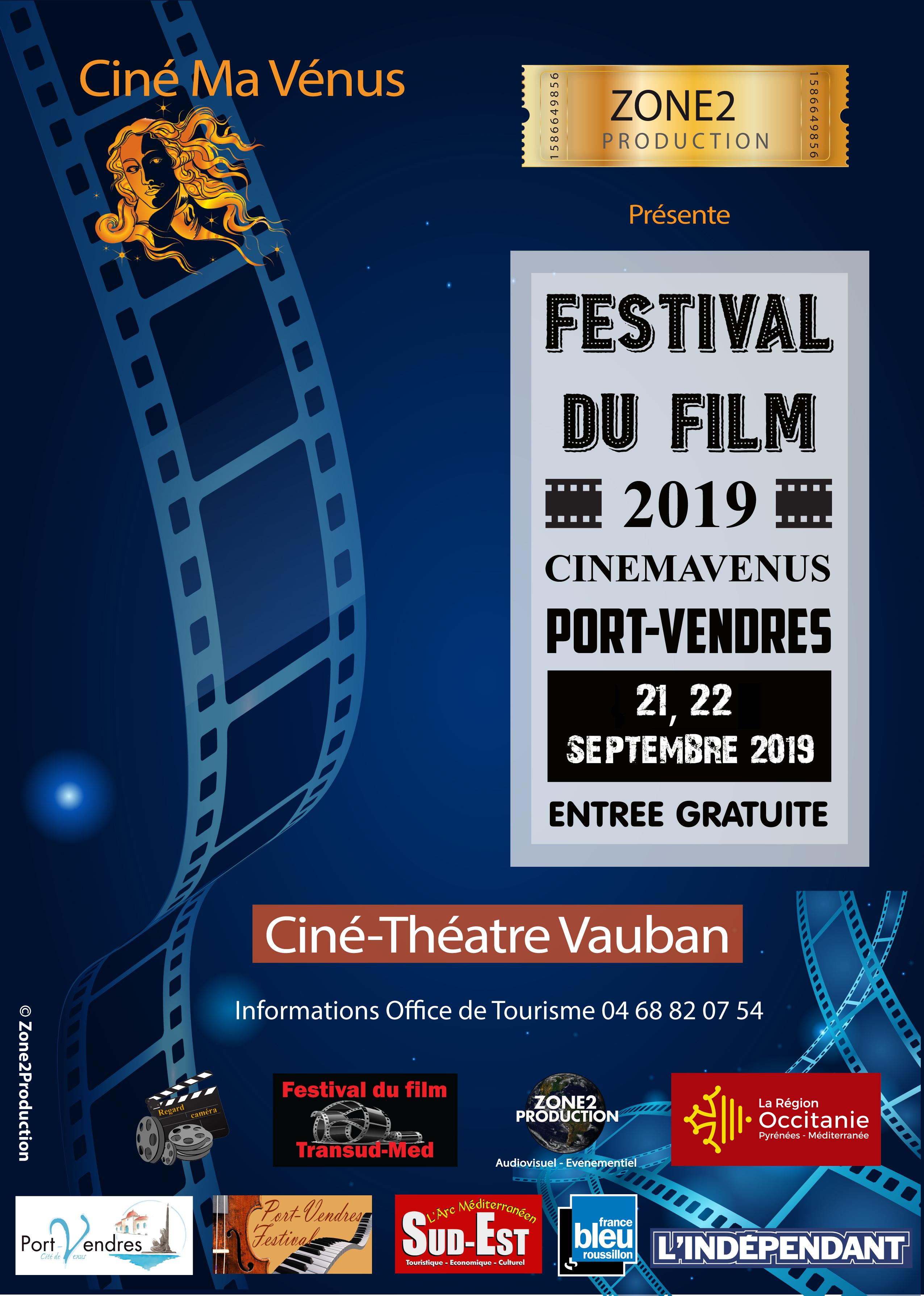 AFFICHE CINE MA VENUS 2019