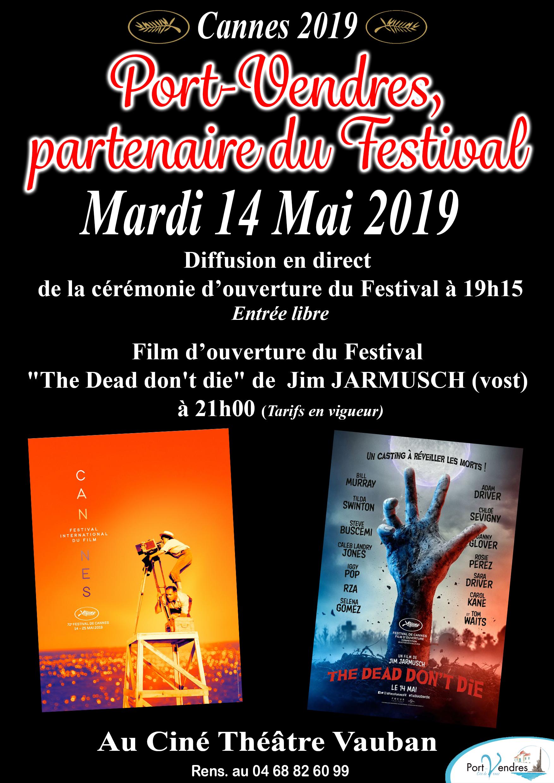affiche Festival de cannes