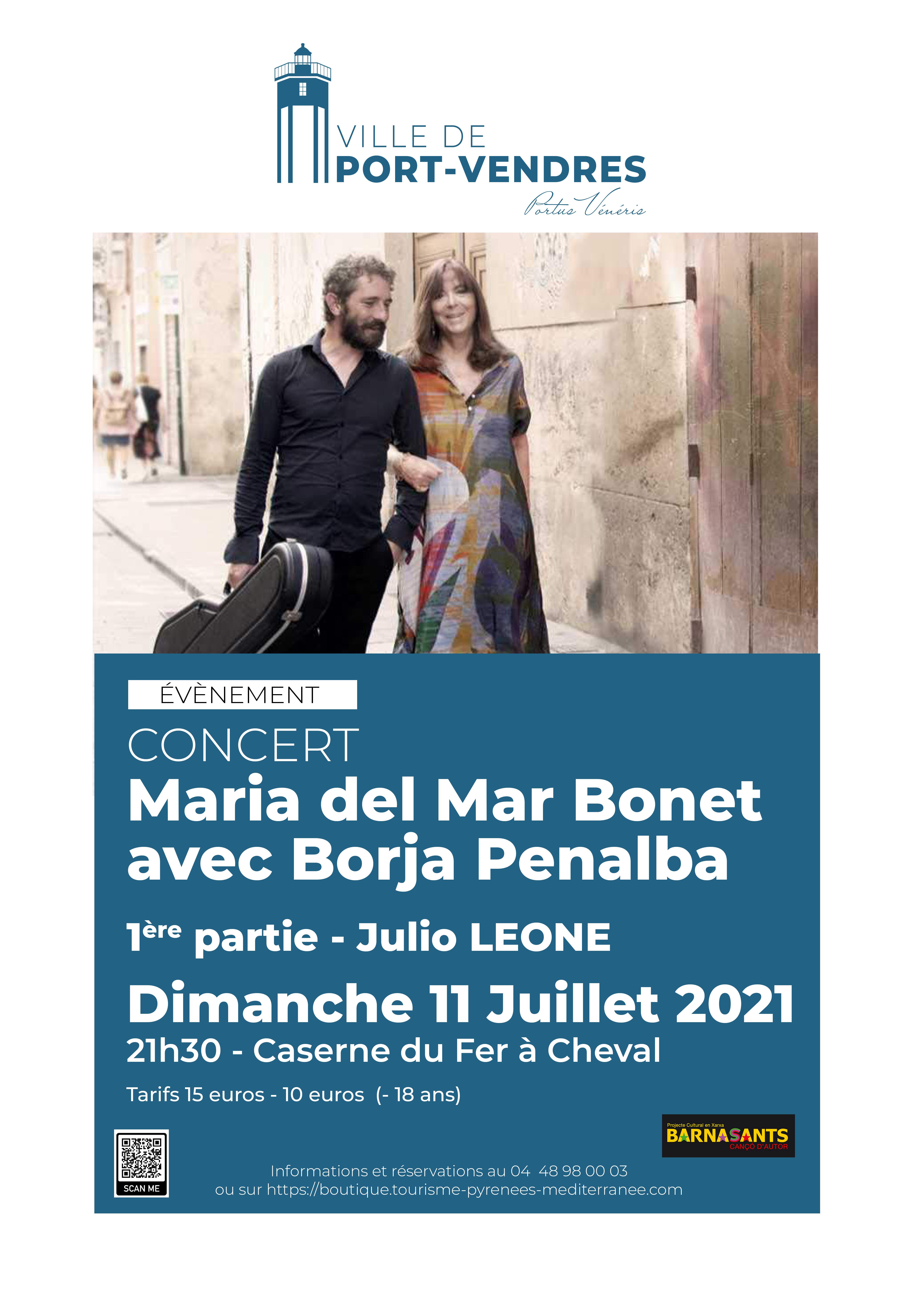 affiche Maria del Mare