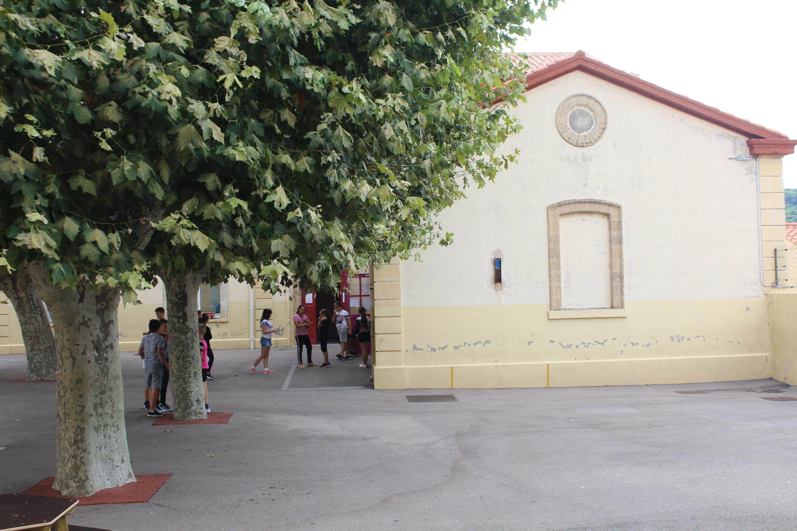 covid 19 école