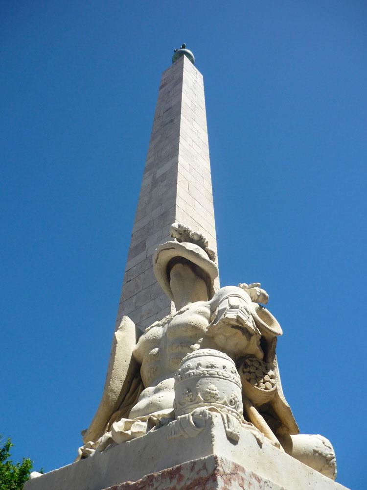 Obelisque 2011
