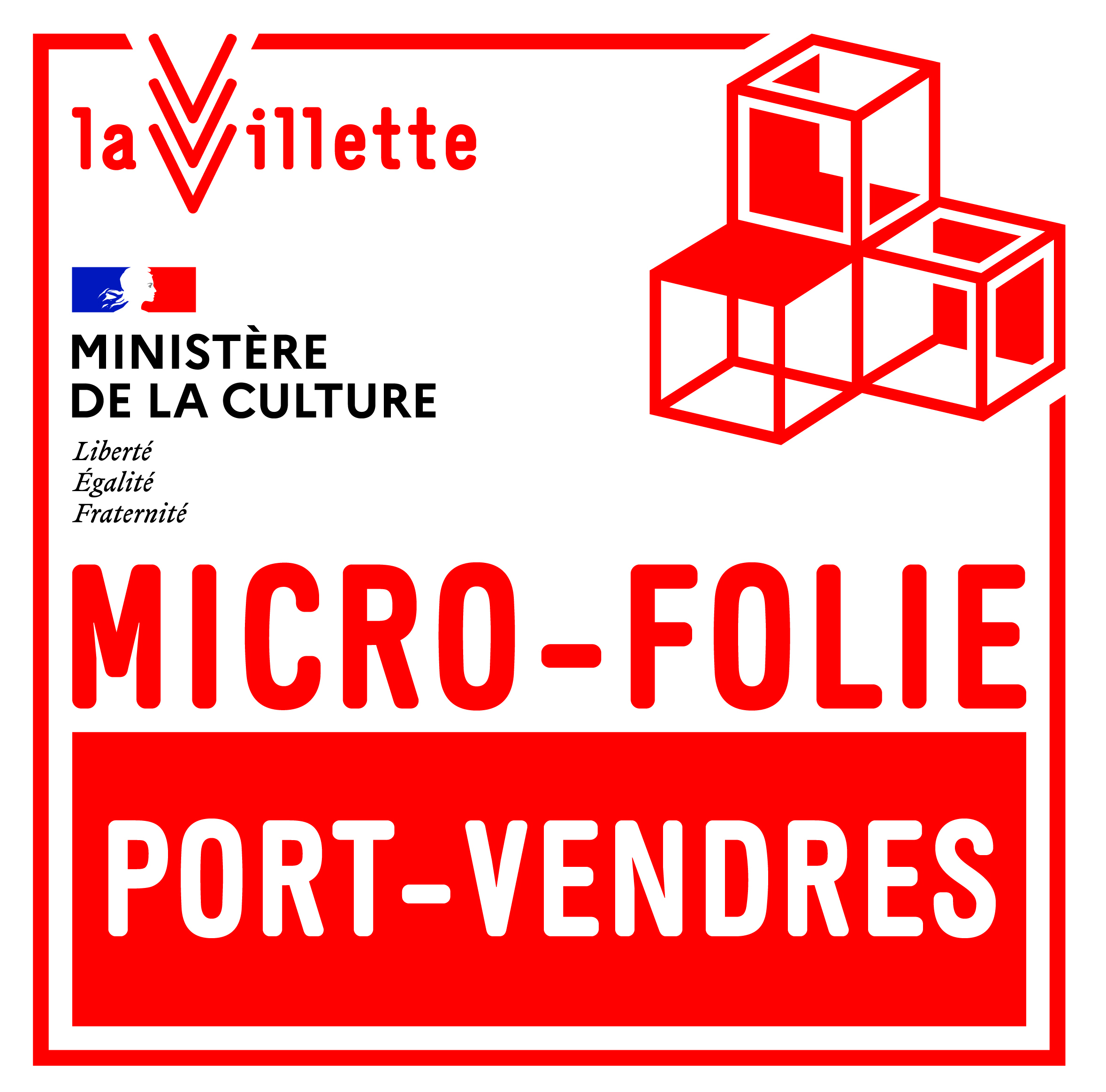 logo LaVillette Culture Port Vendres